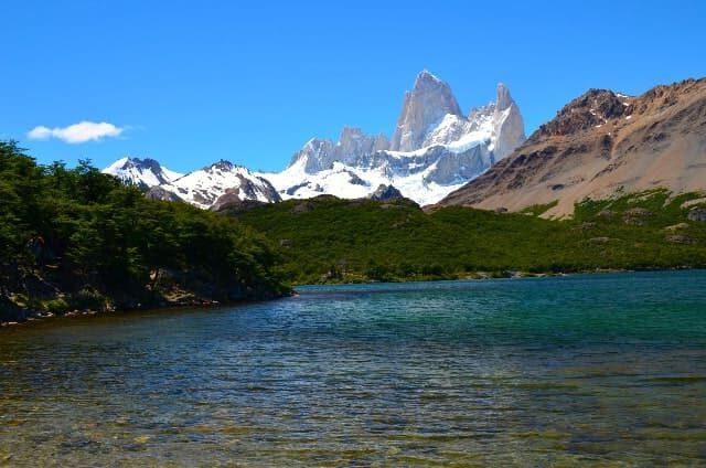 pueblos con cascadas  Monte Fitz Roy, Argentina