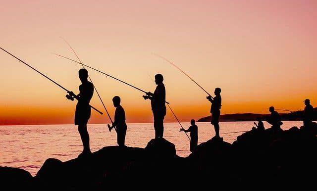 pescar en tailandia