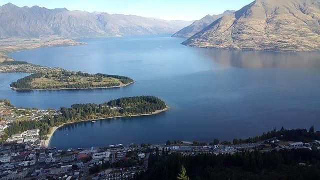 Los Remarkables en Nueva Zelanda