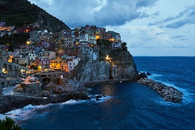 Imagen de manarola italia