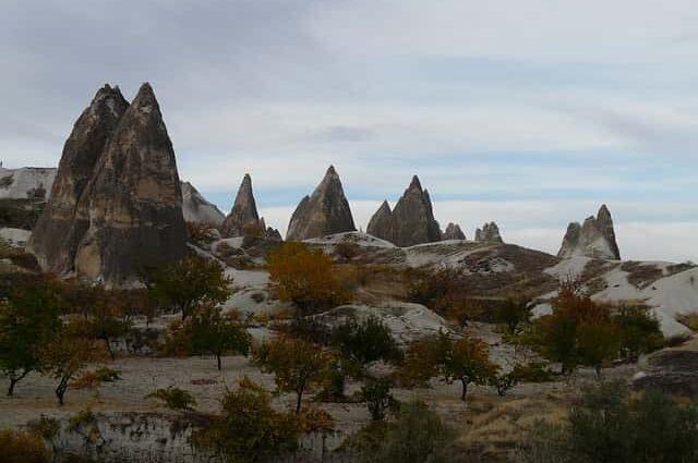 fotos del parque nacional de goreme
